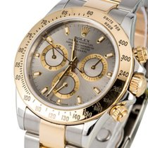 Rolex Oyster Perpetual Daytona Gold/SS 116523 11-2011 B&P