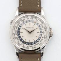 Patek Philippe White Gold World Time Ref. 5110G