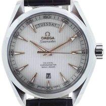 Omega Seamaster Aqua Terra Co-Axial Day Date