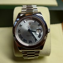 Rolex Oyster Perpetual Day Date II - Platin