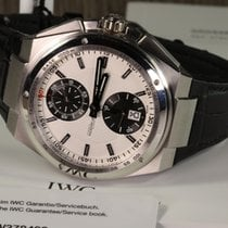 IWC BIG INGENIEUR CHRONO PLATINUM LIMITED 250PZ. NEW