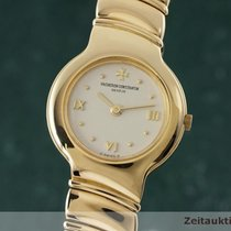 Vacheron Constantin Lady 18k (0,750) Gold Damenuhr 27031-pb