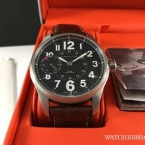 Hamilton Khaki Mechanical Oversize Black 44mm + BOX
