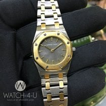 Οντμάρ Πιγκέ (Audemars Piguet) Royal Oak Lady 28mm 18k Gold/SS...
