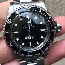 Rolex Submariner 5513 vintage plexy Full Set rare