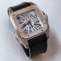 Cartier Santos 100 XL Palladium Watch