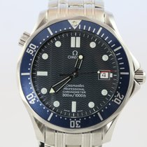 Ωμέγα (Omega) Seamaster Diver 300 M James Bond 41mm Automatic