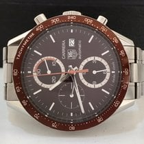 TAG Heuer Carrera Calibre 16 Chocolate Chronograph Automatico