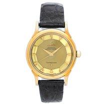 Omega Vintage Omega Constellation 18k Yellow Gold Men's...
