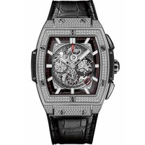 Hublot 601.NX.0173.LR.1704 Spirit of Big Bang Mens Automatic...
