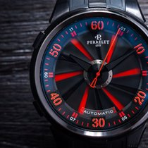 Perrelet Turbine XL Black Steel