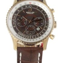 Breitling Montbrillant 18K Solid Rose Gold Automatic