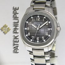 Patek Philippe Aquanaut 5167 Steel Bracelet Mens Watch...