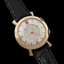 Jaeger-LeCoultre 1955 Memovox Vintage Mens Wrist Alarm, 10K...