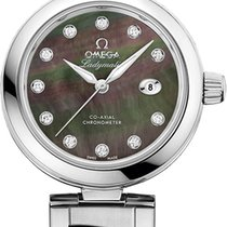 Omega De Ville Ladymatic Co-Axial 34 mm