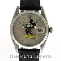 Rolex Precision Quadrante Mickey Mouse Topolino Aftermarket 6694