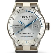 Locman Montecristo 051100AGFBL0SIK Automatic Men's Watch