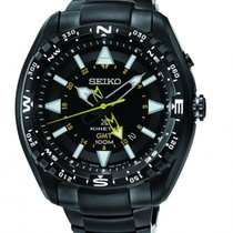 Seiko KINETIC SUN047P1 PROSPEX LAND GMT