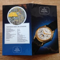 Patek Philippe Manual anleitung ( Manual ) ref 3940 in German