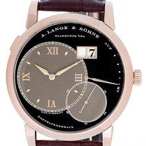 A. Lange & Söhne Grande Lange 1 Rose Gold Men's Power...