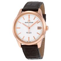 Jaeger-LeCoultre Men's Q8012520 Geophysic True Second Watch