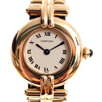 Cartier Colisee 18K Gold Lady's
