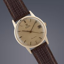 Omega Geneve 9ct gold automatic