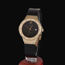 Hublot Classic Yellow Gold Quartz Medium Size