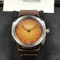 Panerai Radiomir 3 Days Acciaio Brevettato 47mm Limited Ed [NEW]