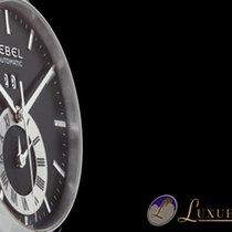 Ebel Classic Hexagon GMT Edelstahl 46mm
