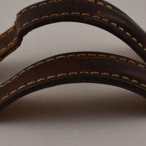 Breitling Leder Armband Band 20mm 20-18 Für Faltschliesse Rar