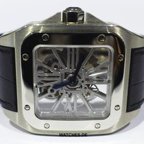Cartier Santos 100 XL Palladium - W2020018