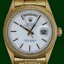 Ρολεξ (Rolex) DayDate 1803 Chronometer 36mm 18k Yellow Gold
