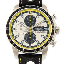 Chopard Mille Miglia Gt Xl Stainless Steel White Automatic...