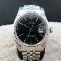 Rolex DATEJUST 1601 SS Original Tropical Gilt Dial