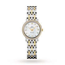 Omega De Ville Prestige Ladies Watch 424.25.24.60.55.001