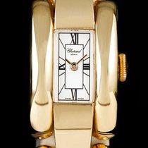 Chopard 18k Yellow Gold La Strada Ladies Watch B&P...