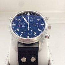 IWC Fliegeruhr Doppelchronograph IW377801 D-Papiere