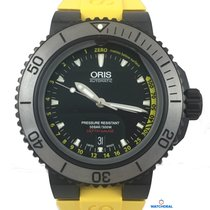 Oris Aquis Date Depth Gauge  01 733 7675 4754-Set RS