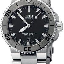 Oris Diver Aquis Date 733.7653.4153.MB