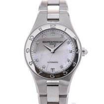 Baume & Mercier Linea 32 MoP Diamonds