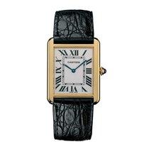 Cartier Tank Solo Quartz Mid-Size Watch Ref W5200004