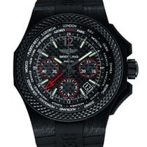 百年靈 (Breitling) Bentley GMT B04 S Carbon Body NB0434E5/BE94/23...