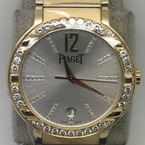 Piaget Polo Date G0A26024 18k YG Automatic Fullset
