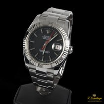 Rolex Oyster Perpetual Datejust Turn-O-Graph Steel