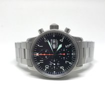 Fortis Flieger (Pilot) Professional Chronograph FULL SET