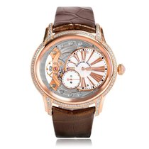 Audemars Piguet Millenary Hand Wound Rose Gold Ladies