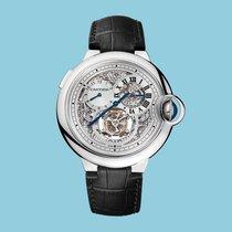 Cartier BALLON BLEU DE CARTIER FLIEGENDES TOURBILLON schwarz...