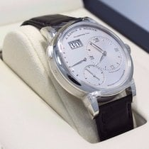 A. Lange & Söhne Lange 1 Daymatic Platinum 320.025 39mm...