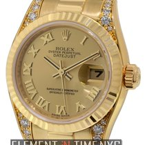 Rolex Datejust Lady President Diamond Lugs